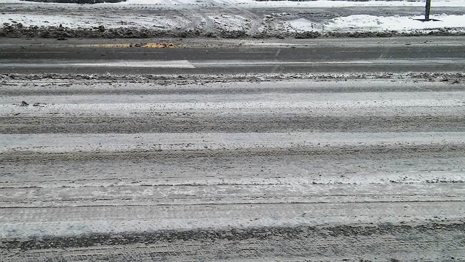 sneg, put, zima, vožnja