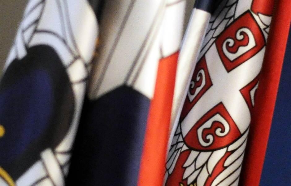 srbija, zastava srbije.