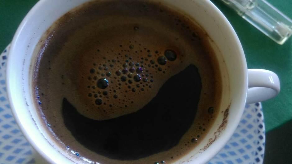 kafa, šoljica kafe, smajli
