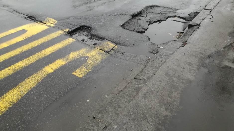 put, putevi, drum, rupa na putu, rupe, ulice, ulica, saobraćaj, vožnja