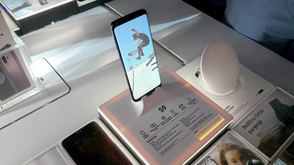 Samsung Galaxy S9 stigao u Srbiju, cena do 990€