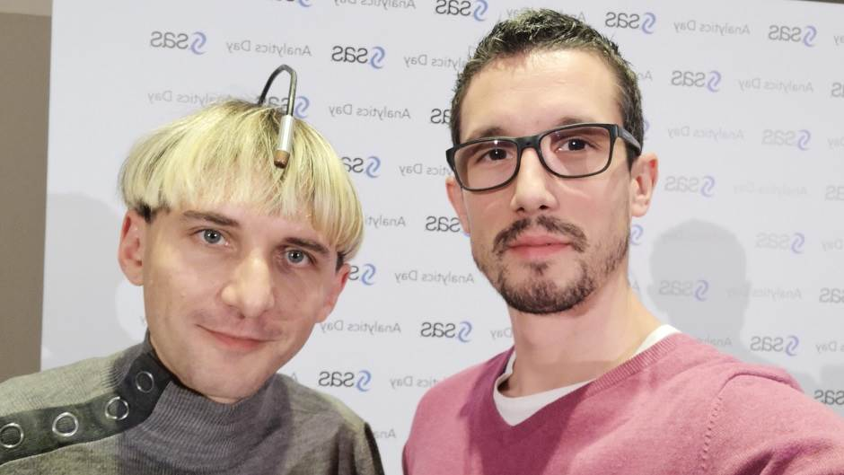 Prvi čovek kiborg: Srbija je iste boje kao Rusija!