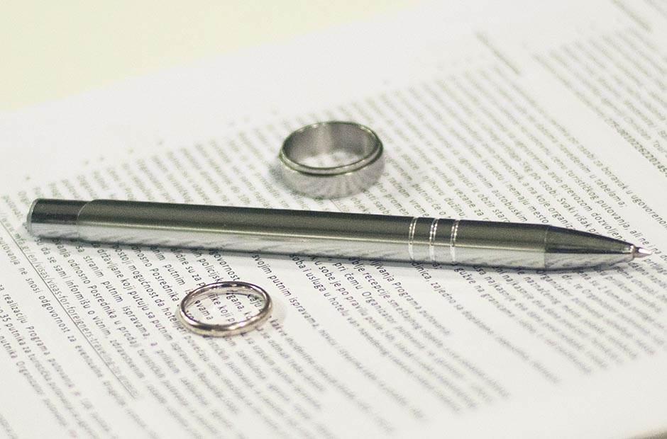Više smo se venčavali, više i razvodili