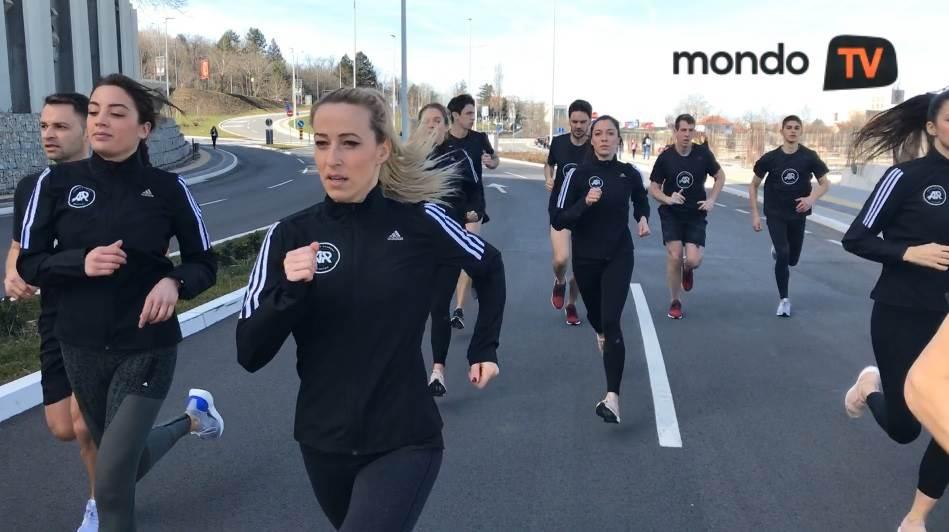 trčanje, maraton, adidas, mondo tv