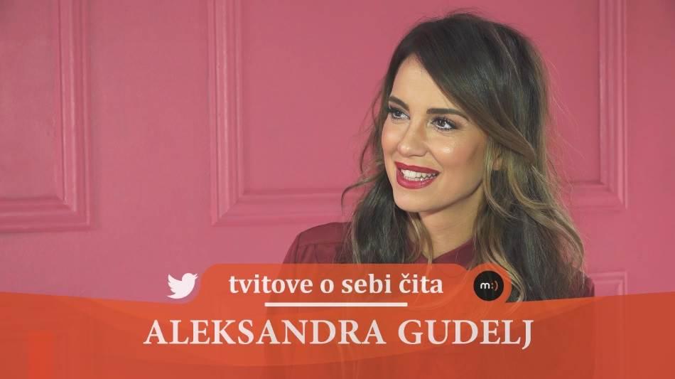 Aleksandra Gudelj, tvitovi, mondo tv