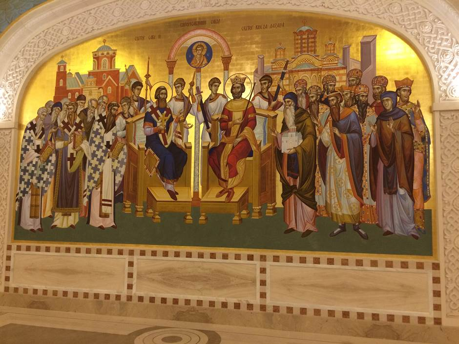 hram, hram svetog save, pravoslavlje, sveci