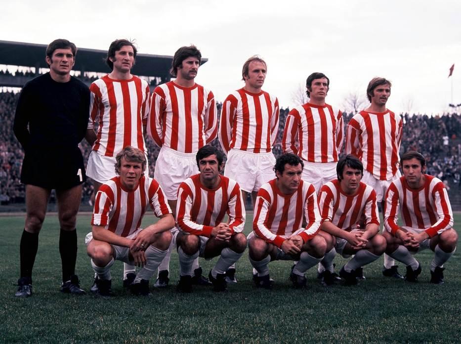 Zvezda, tim Zvezde 1973. godine