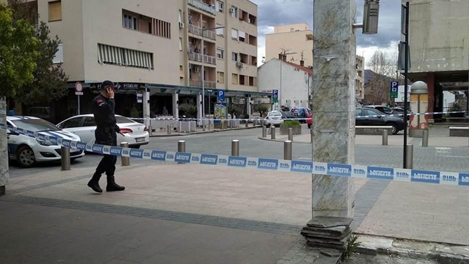 Policija, Podgorica, pucnjava.jpg