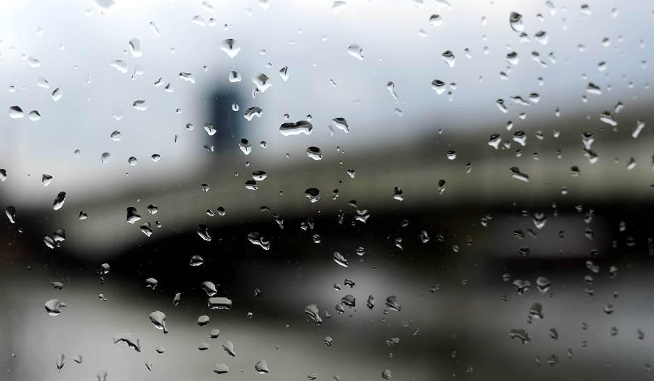 kiša, brankov most