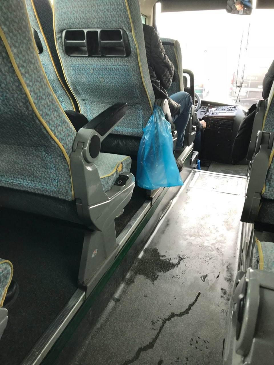 autobus, karta