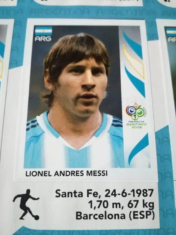 Lionel Mesi, Leo Mesi, Mesi