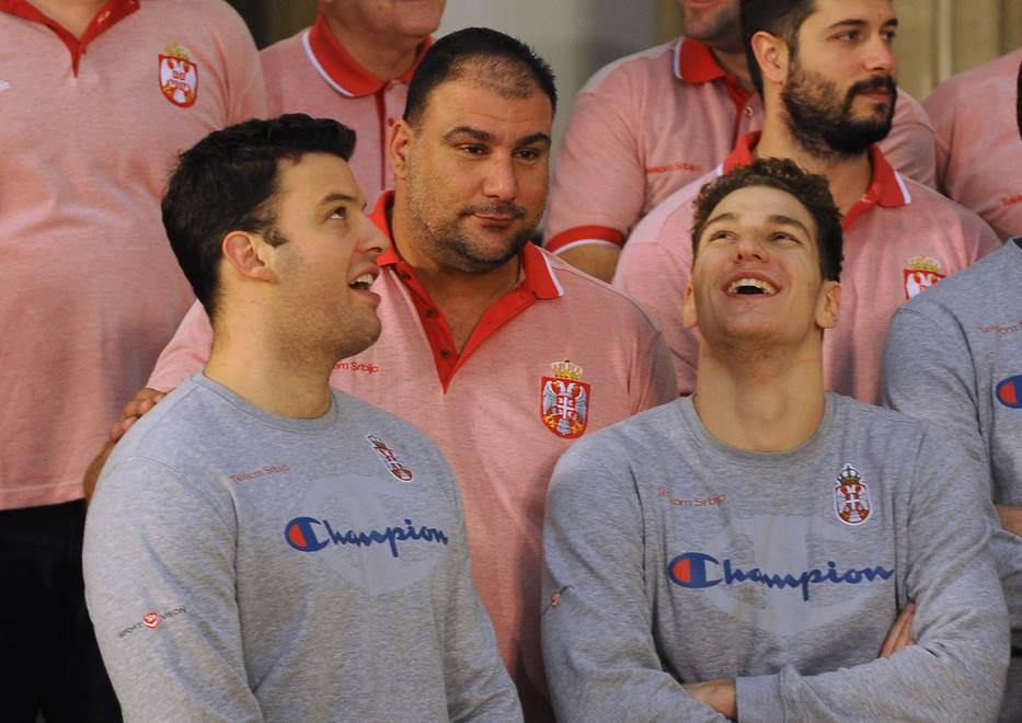 Dejan Savić, Filip Filipović, Nikola Jakšić, vaterpolo