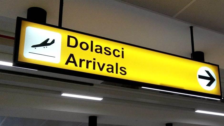aerodrom, putovanje, let