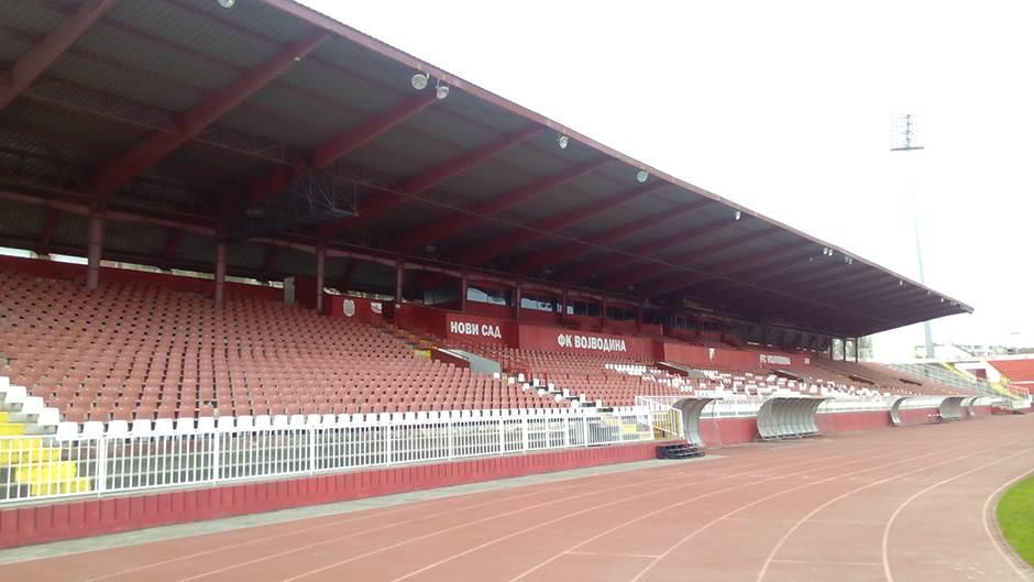 Karađorđe, Karadjordje, Vojvodina, Vosa, Voša, Stadion Vojvodina
