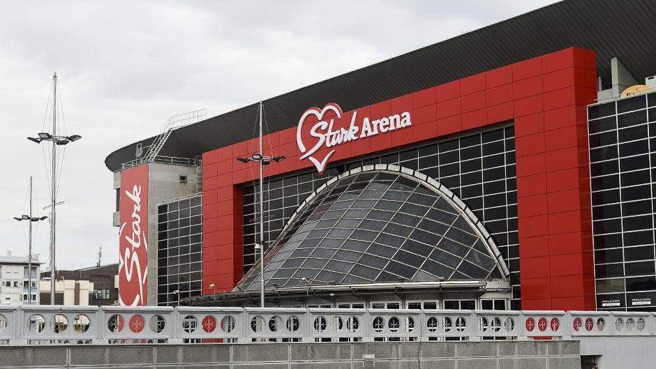 štark arena, arena, beogradska arena