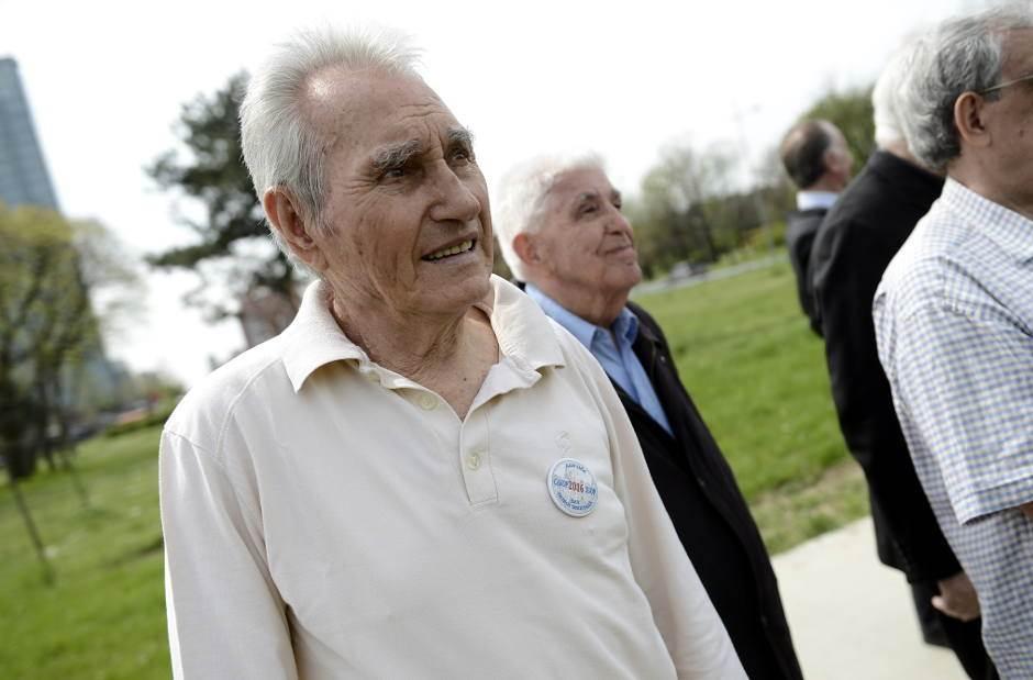 70 godina radna akcija, 11. april, novi beograd