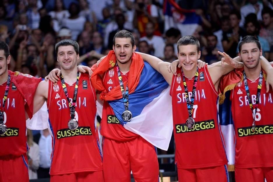 Mundobasket u Španiji, bum generacije i svetsko srebro.