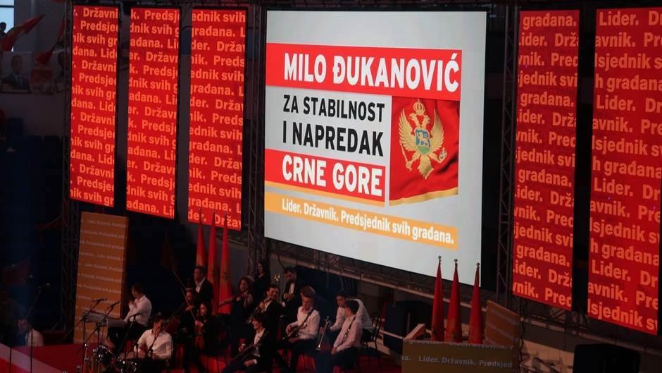 milo đukanović, konvencija, izbori, morača