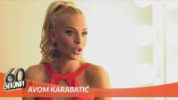 Ava Karabatić, mondo tv, 60 sekundi