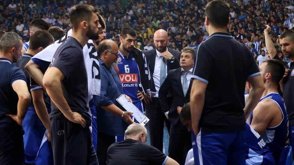 Džikić: Mora bolje, inače odosmo za Beograd