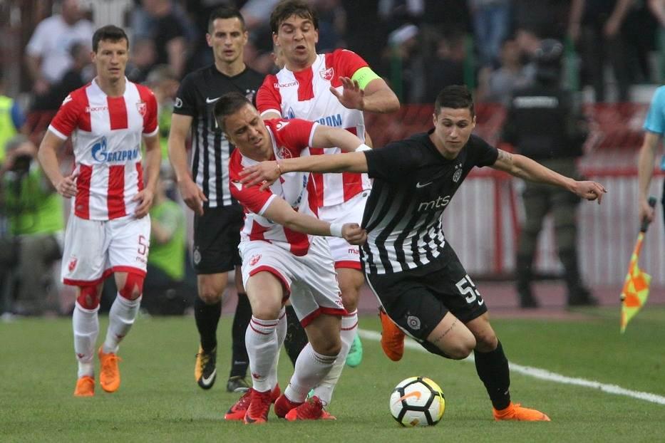 Zvezda je novi šampion i bolja je od Partizana!