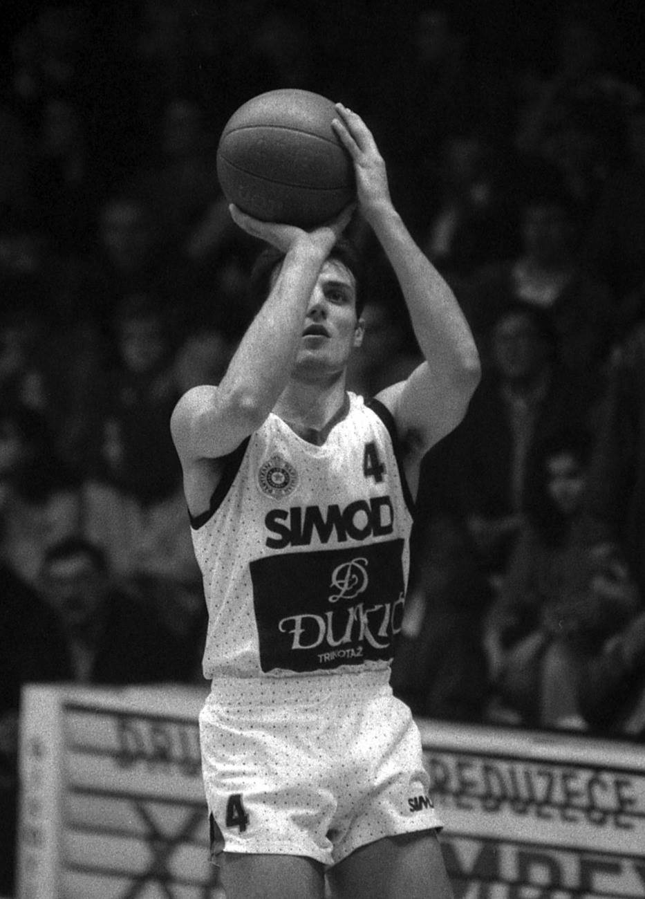 Aleksandar Đorđević, Partizan