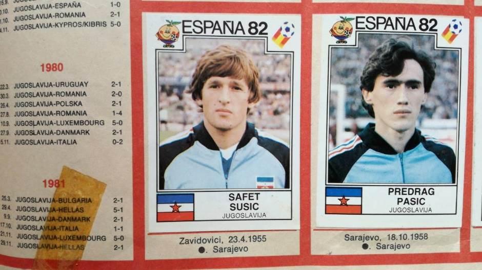 Pape Sušić: Šteta za one penale protiv Argentine