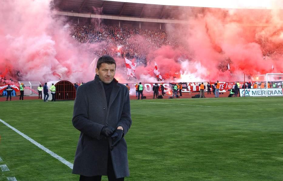 Miroslav Đukić večiti derbi