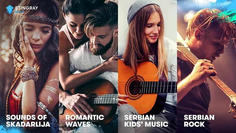 Uživajte u najboljoj muzici na mts TV-u
