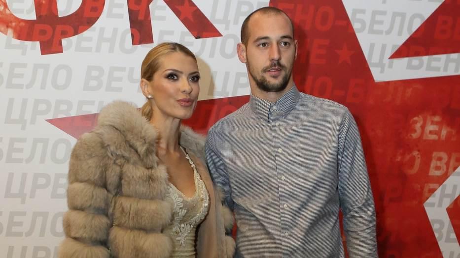 Milan Borjan, Snežana Filipović, Snezana Filipovic
