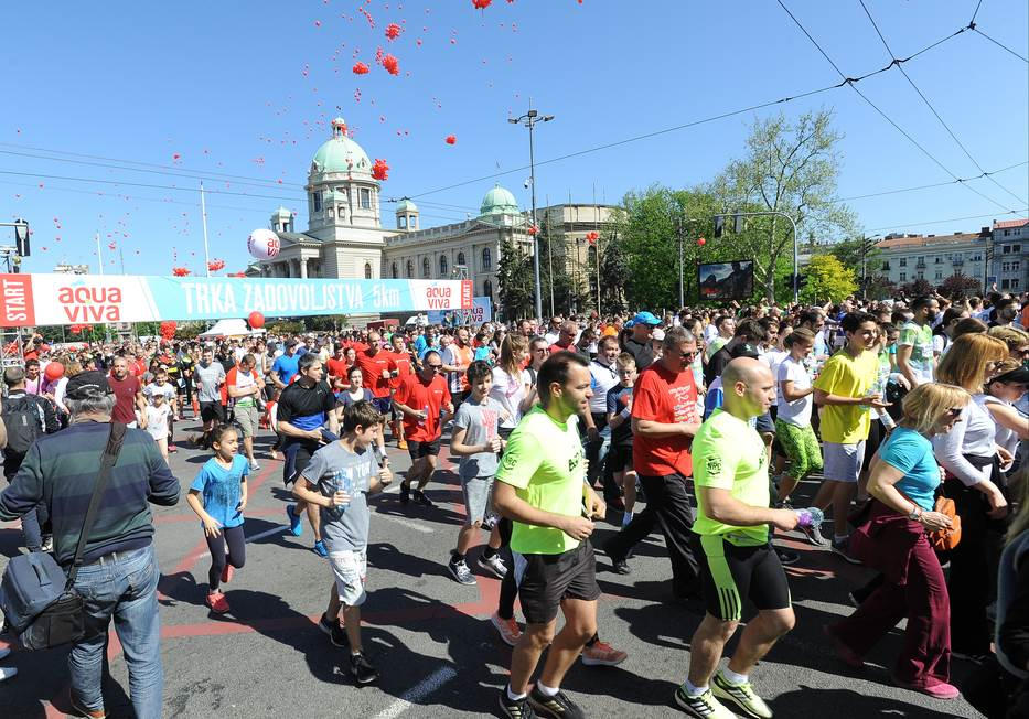 Dejan Nikolić: Beograd je svetska senzacija