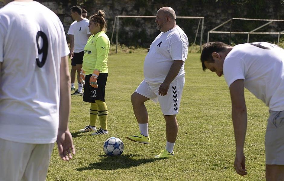 Dorćol: Debeli protiv mršavih