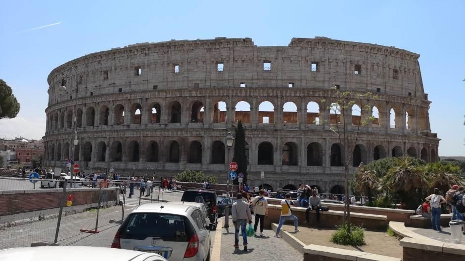 Koloseum u Rimu.
