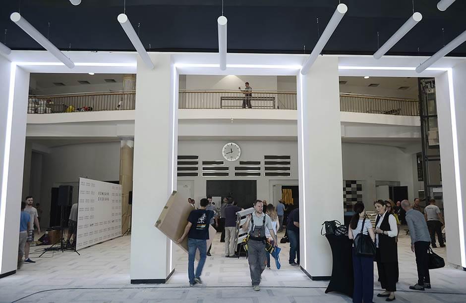 Zavirite u renoviranu Kombank dvoranu