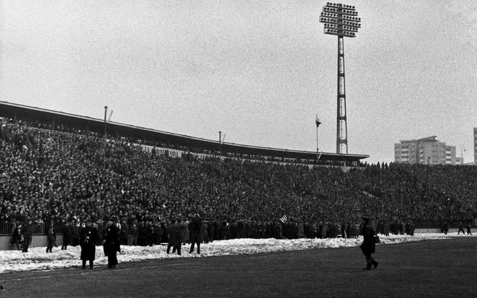 Partizan, stadion partizana, reflektor