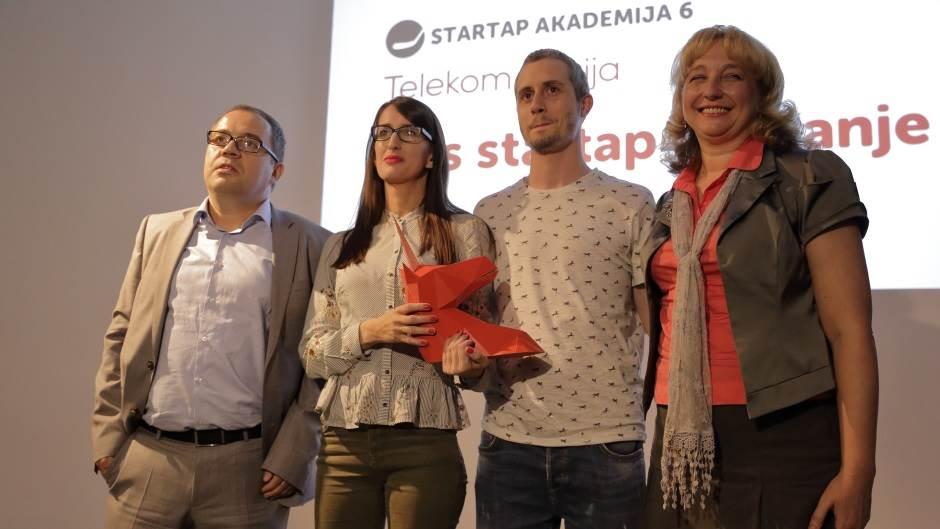 Izabrani najbolji startapovi Srbije