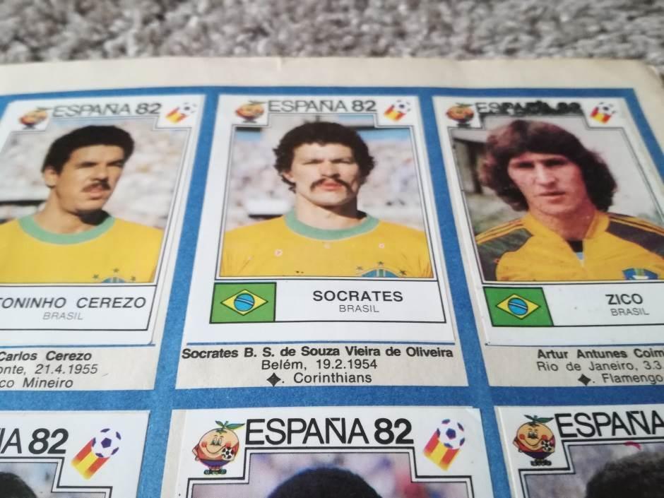 Brazil, brazilska reprezentacija, reprezentacija Brazila, Sokrates, Ziko, mundijal u španiji