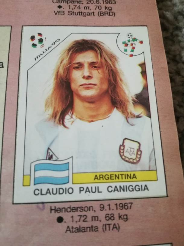 Klaudio Kaniđa, argentinska reprezentacija
