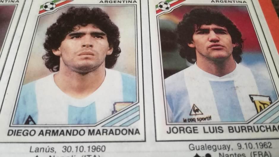 Maradona, Buručaga, Argentina, božija ruka, božja ruka, Mundijal u Meksiku