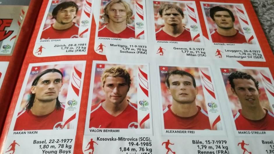 švajcarska, reprezentacija švajcarske, švajcarska 2006, mundijal, mundijal u nemačkoj 2006