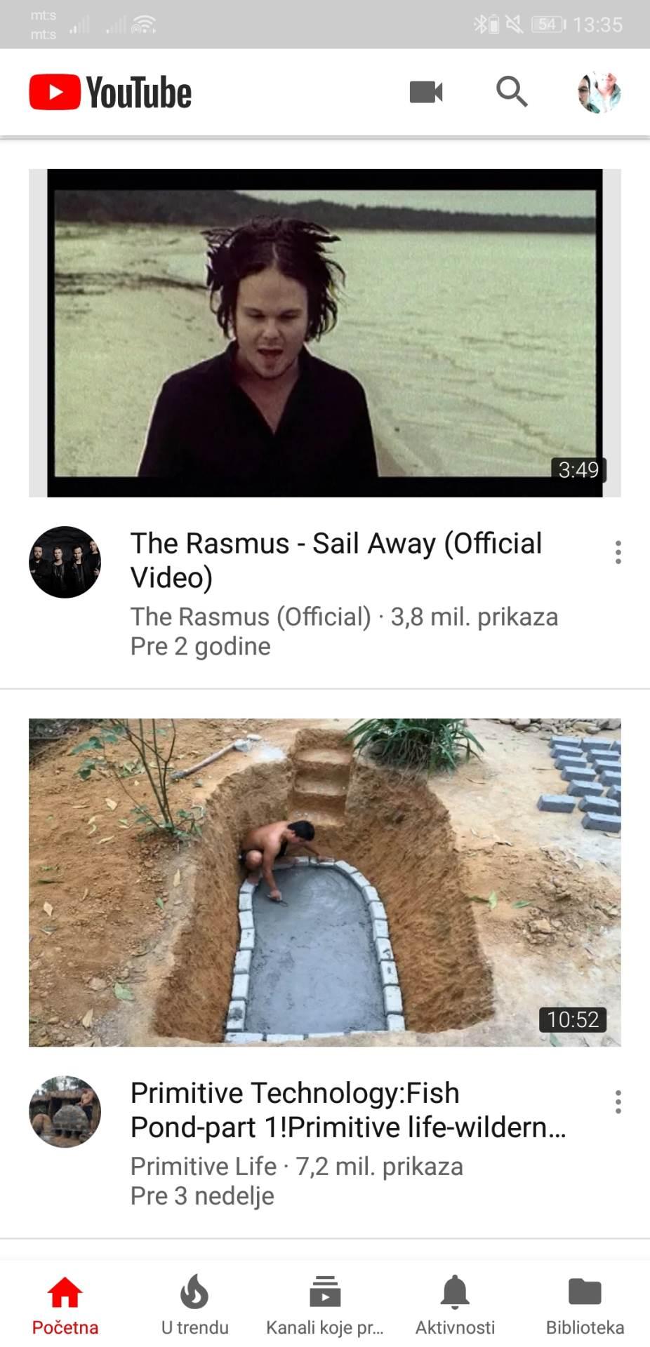 YouTube o'ladio korisnike (FOTO)