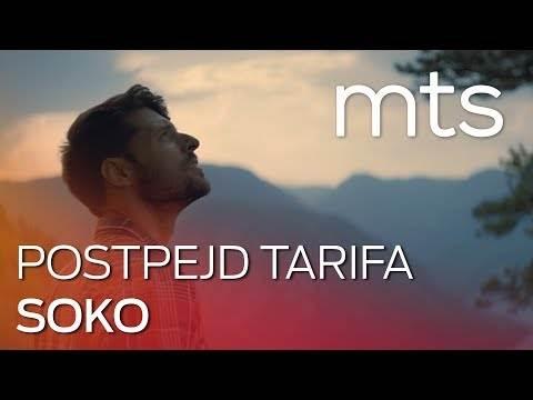 Nove mts postpejd tarife - Soko