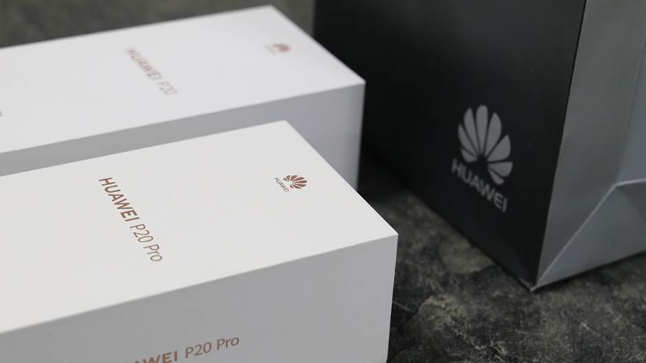 Za kameru ispred svih - Huawei P20 Pro