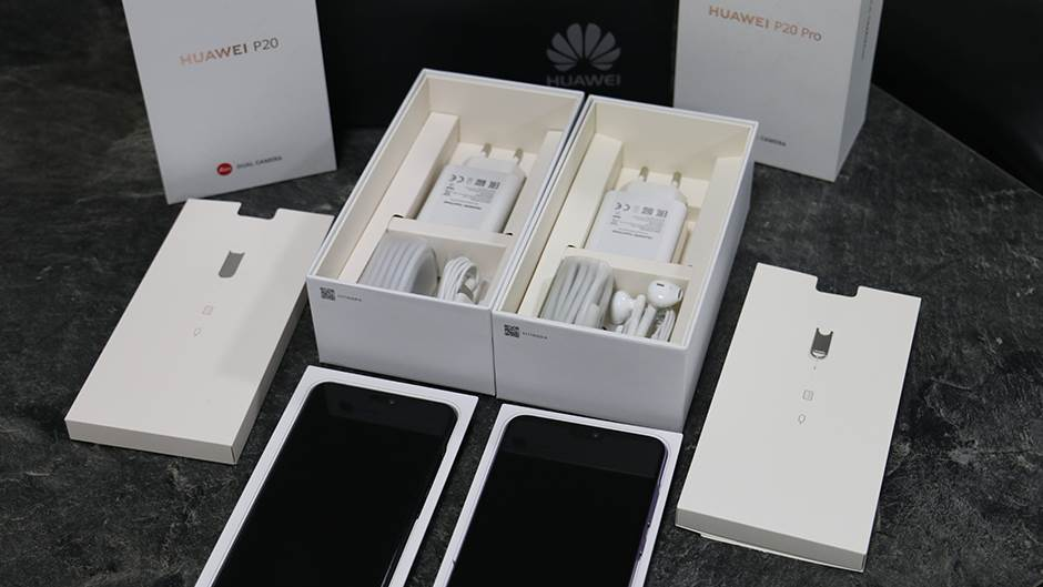 mts, Huawei P20 Pro test