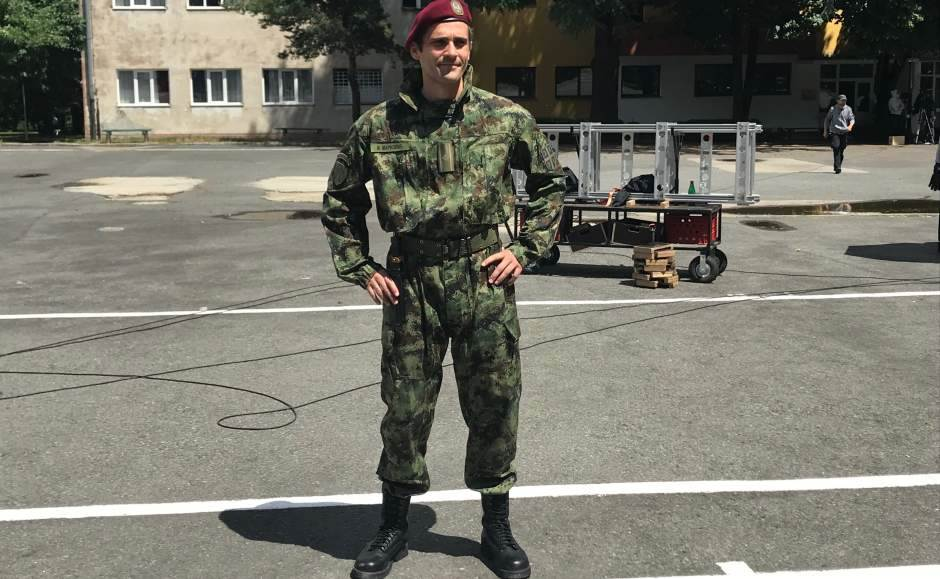 """MONDO na snimanju nove sezone """"Vojne akademije"""""""