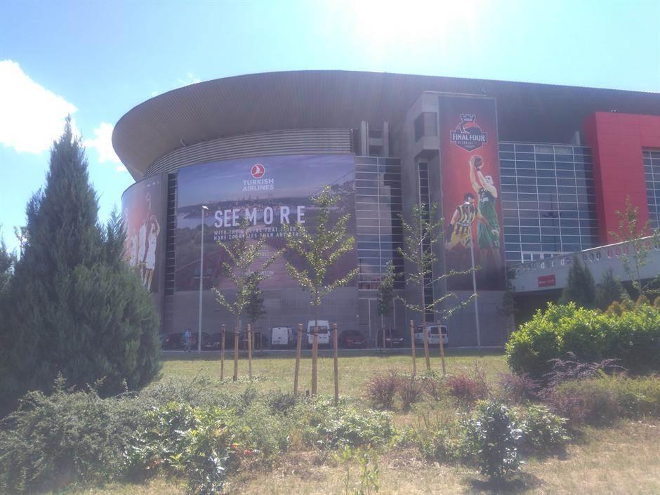 Evroliga, Beogradska arena, Arena, Štark arena, Fajnal for, F4