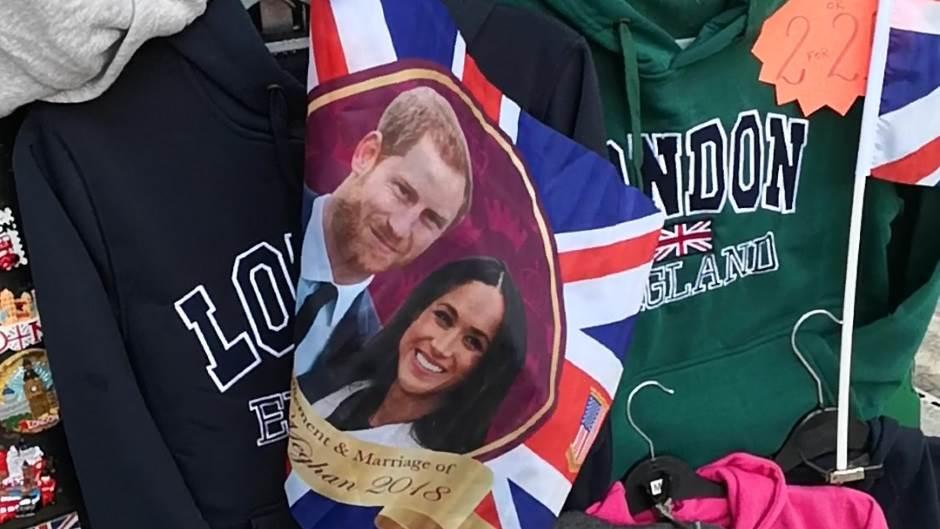 """MONDO u Londonu - """"ludilo"""" zbog svadbe! (FOTO)"""