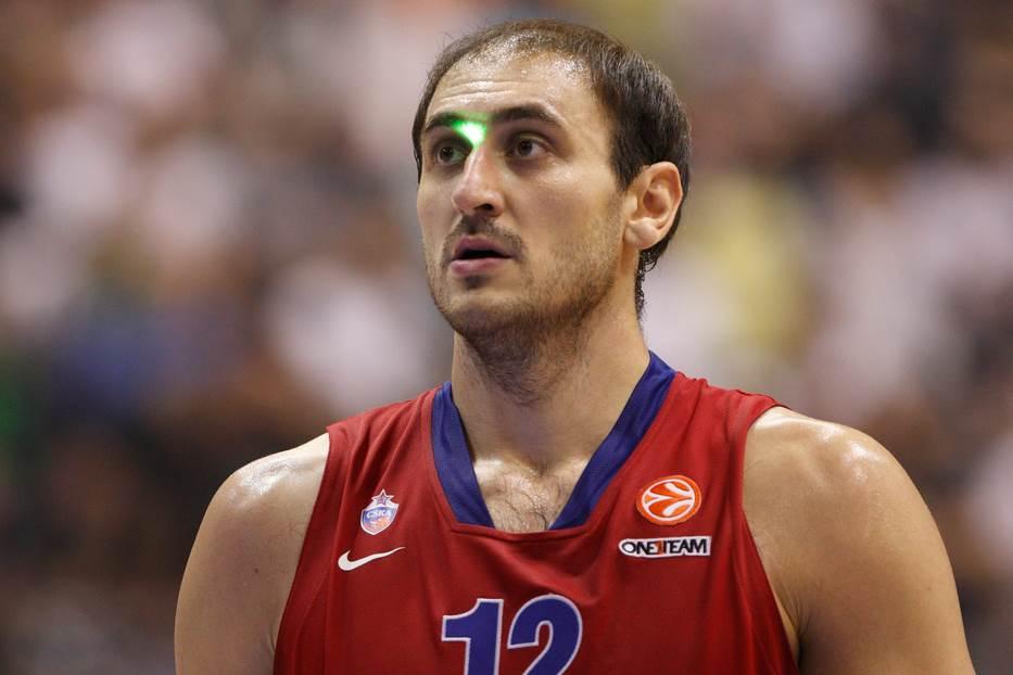 Nenad Krstić CSKA