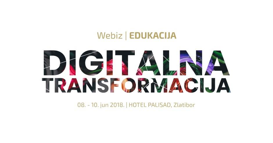 Digitalna transformacija tema Webiza