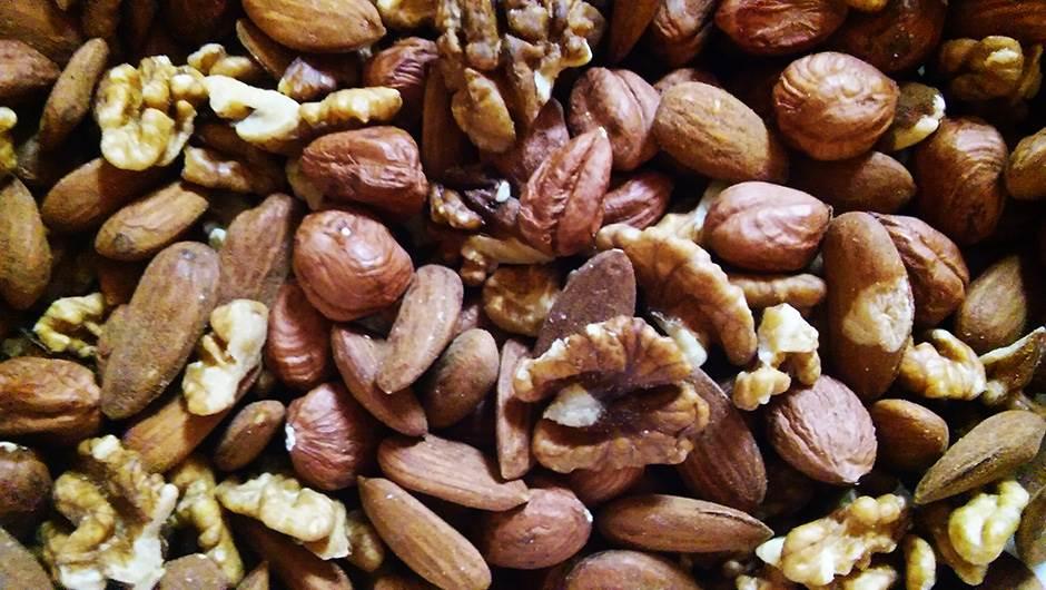 Sedam najzdravijih orašastih plodova
